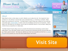 Miami Beach Property Blog